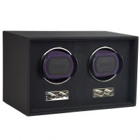 Dulwich Designs 71160 Double Watch Rotator Purple
